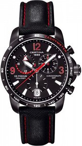 Certina, C001.639.16.057.02, DS PODIUM BIG SIZE CHRONO GMT