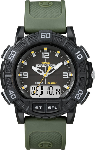 Zegarek Timex, T49967, Expedition Shock Combo