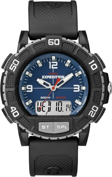 Zegarek Timex, T49968, Expedition Shock Combo