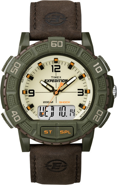 Zegarek Timex, T49969, Expedition Shock Combo